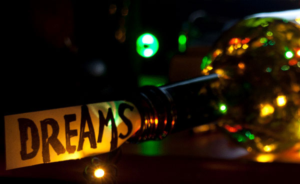 DREAMS & HARNESSING THE HOLIDAYS
